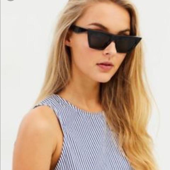18a1df76ac Celine Accessories - Celine Edge Sunglasses CL41468 Black